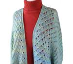 P-J-038 Jojoland Knitting Pattern Milanese Wrap