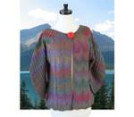 P-J-028 Jojoland Knitting Pattern Maple Grove Sweater