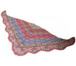 P-J-010  Jojoland Knitting Pattern Flower Meadow