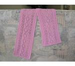 P-C222-01 Jojoland Knitting Pattern Cashmere Scarf