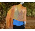 P-HC08-01 Jojoland Knitting Pattern Airy Shawl
