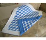 P-7-Y11-01  Jojoland Knitting Pattern Blanket Tumbling Block
