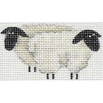 019e Sheep Mini 18 Mesh Rebecca Wood Designs