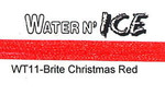 Rainbow Gallery Water N'Ice WT11 Christmas Red