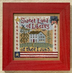 MH148204 Mill Hill Buttons and Bead Kit Sweet Liberty
