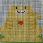 130D NEEDLEDEEVA 6 x 6 Happy Cat 13m