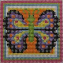 170B NEEDLEDEEVA 3.5 x 3.5 13 Mesh Mini Butterfly