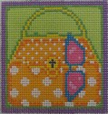 183 NEEDLEDEEVA 2.6 x 2.6 18 Mesh Mini Purse