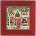 MH140306 Mill Hill Buttons and Bead Kit Ginger Bread House (2010)