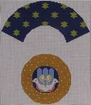 1368A NeedleDeeva 6 x 7  18 Mesh Hansa Cupcake