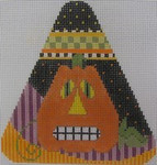 467A NeedleDeeva 4.5 x 4.5 18 Mesh The Pumpkin