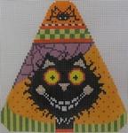 467H NeedleDeeva 4.5 x 4.5 18 Mesh Fraidy Cat