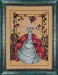 14-1829 MD133 Mirabilia Designs Queen Mariposa