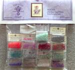 14-1585 MD132E Mirabilia Designs October Opal Fairy Embellishment Pack