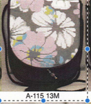 A-115 Big Flowers 13M Sophia Designs Purse