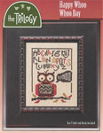 14-2108 Happy Whoo Whoo Day (w/chm) 55 X 76 Trilogy, The YT