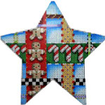CT-1701 Woven Ribbons Star Associated Talents