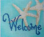 M-193 Starfish Welcome 6 x 5.5  13 Mesh Associated Talents