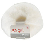 884101 Permin Yarn Angel White
