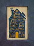 Carriage House Samplings Dear House