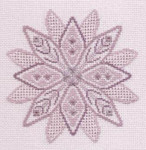 Flower Power Freda's Fancy Stitching  Pattern Only