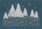 Peace On Earth 92 x 60 Freda's Fancy Stitching
