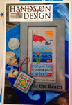 14-1830 At The Beach 67 x 122 Hands On Design YT
