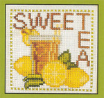14-2370 Wordplay-Sweet Tea by Hinzeit