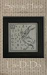 14-1194YT Spring Hare  115 x 115 La D Da