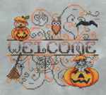 14-2211 Pumpkin Patch Critters 80w x 80h MarNic Designs