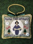 14-2314 Hark The Herald Angels Sing 62w x 48h Milady's Needle