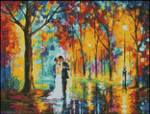 14-1656 Rainy Wedding by Paula's Patterns 181x137