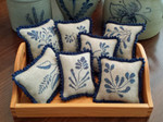 14-2266 Stoneware Pinpillows by Priscilla's Pocket