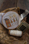 14-1686  SHS-00561 Fragments In Time  #1 50x50 Summer House Stitche Workes