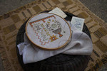 14-1687 SHS-00562 Fragments In Time #2 by Summer House Stitche Workes 50x50