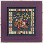 MH140204 Mill Hill Buttons And Bead Kit Paisley Pumpkin (2010)