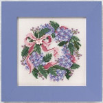MH140104 Mill Hill Buttons and Bead Kit Hydrangea Wreath (2010)