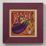 MH149106 Mill Hill Buttons and Bead Kit Eggplant (2009)