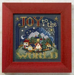MH148301 Mill Hill Buttons and Bead Kit Joy to the World (2008)