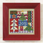 MH149306 Mill Hill Buttons and Bead Kit Christmas Collage (2009)