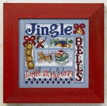 MH148306 Mill Hill Buttons and Bead Kit Jingle Bells (2008)