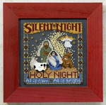 MH148304 Mill Hill Buttons and Bead Kit Silent Night (2008)