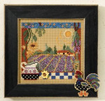 MH147203 Mill Hill Buttons and Bead Kit Lavender Fields (2007)
