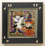 MH146205 Mill Hill Buttons and Bead Kit Trick or Treat Collage (2006)