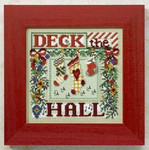 MH148303 Mill Hill Buttons and Bead Kit Deck The Hall (2008)