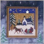 MHCB192 Mill Hill Buttons and Bead Kit Sleigh Ride (2002)