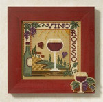MH147102 Mill Hill Buttons and Bead Kit Vino Rosso (2007)