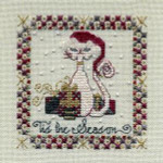 JM-020 Dinky-Dyes DD Designs Tis The Season With Silk Pack