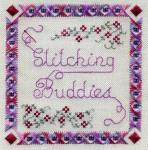 JM-015 Dinky-Dyes DD Designs Stitching Buddies With Silk Pack