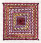 JM-032 Dinky-Dyes DD Designs Ruby Sampler With Silk Pack